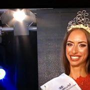 """Аида Карамехмедовић изабрана за """"Miss"""" Босне и Херцеговине. Ивона Вучковић друга пратиља"""