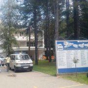 У болницу у Фочи улаже се 15 милиона КМ. Србија уплатила 2,5 милона евра за пут Тјентиште-Фоча