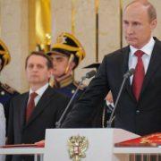Путин положио заклетву. Чекају се прве одлуке