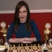 Јелена Гушић на Свјетском првенству у шаху
