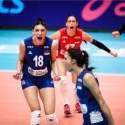 Тијана Бошковић предводила Србију до првог финала у историји