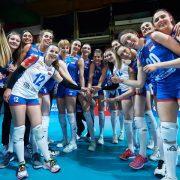 Србија сигурна на старту лиге нација. Тијана Бошковић предводила екипу до побједе