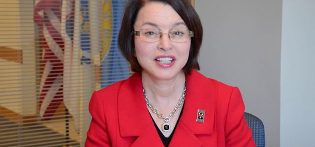 Српска научница, др Зорица Пантић, добила свој дан као прва жена рекотор универзитета у САД