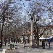 Протестно окупљање у Требињу у знак подршке вијерном народу у Црној Гори