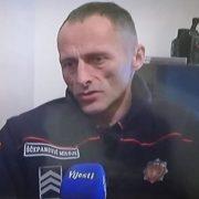 Полицајац из Никшића Милоје Шћепановић дао отказ