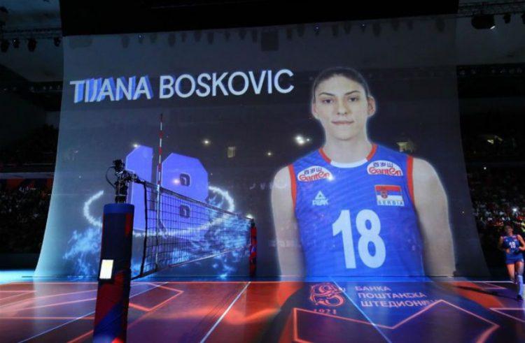 Тијана и Новак најбољи спортисти у 2019. години