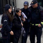 Почела масовна хапшења у Црној Гори (Узнемирујући видео)