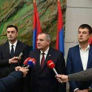 Вишковић у Требињу: До краја године Кинези почињу градњу бране ХЕ Дабар