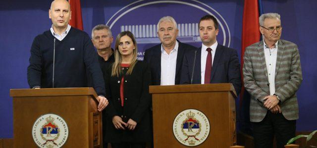 Затражена смјена Петра Ђокића