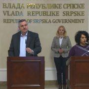 Два нова случаја корона вируса. Вишковић тражи измјену кривичног закона због непоштовања мјера