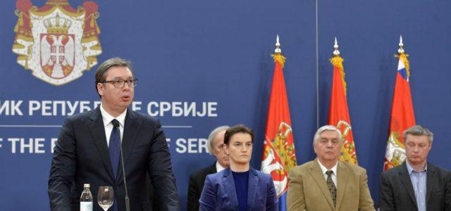 СРБИЈА УВЕЛА ВАНРЕДНО СТАЊЕ!