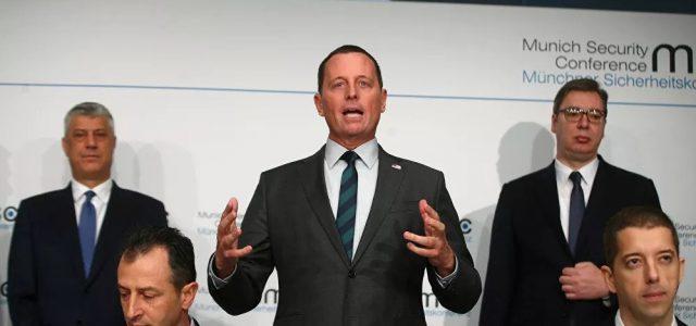 САД: Два рјешења за косово. Узмите или санкције!!!