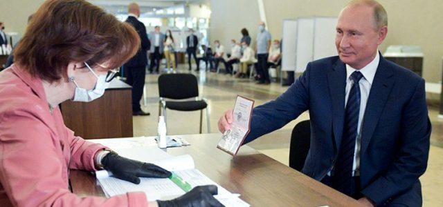 Завршен референдум у Русији. Путину омогућена власт до 2036. године