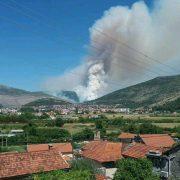 Велики пожар у Требињу
