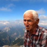 Војин Мишељић у 86. години освојио највиши врх у БиХ.