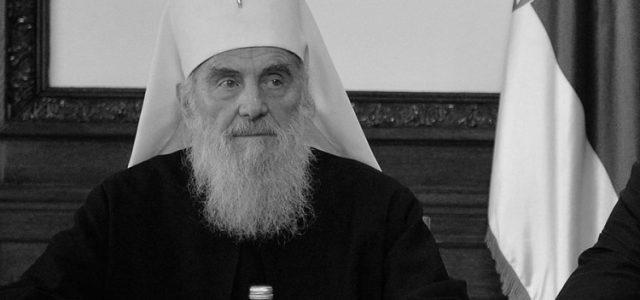 Преминуо патријарх српски Иринеј