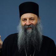 Порфирије Перић је 46. патријарх српске  Православне Цркве