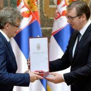 Говор Емира Кустурице на додјели ордења поводом Дана државности Србије