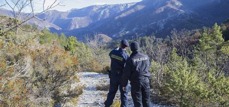 У Билећи ухапшени полицијски службеници