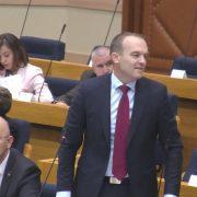Реакције Таминџије на изјаве Миличевића о изборној крађи и новој скупштинској већини