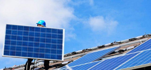 Поскупјели соларни панели