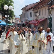 У Невесињу прослављен Спасовдан